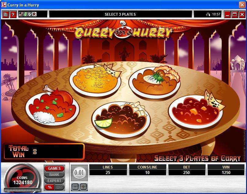 Game Review Curry in a Hurry