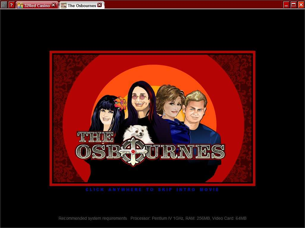 Game Review The Osbournes