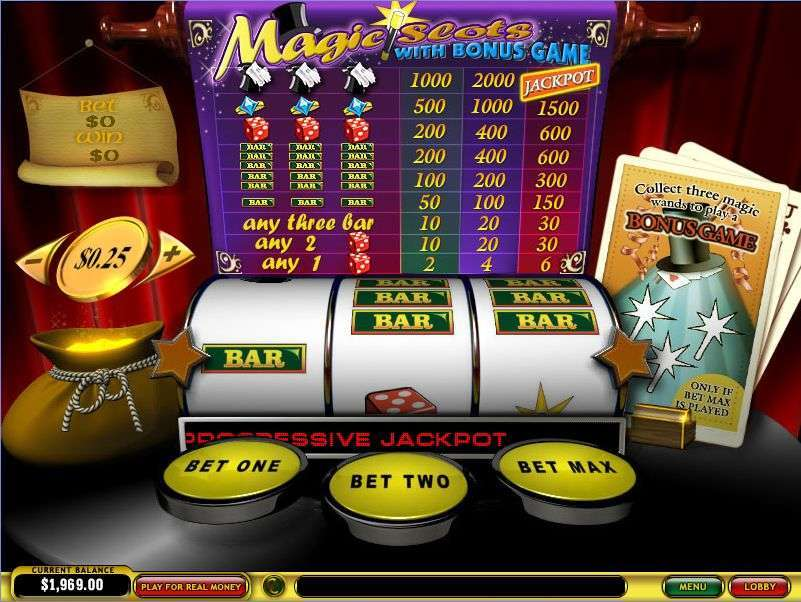 Game Review Magic Slots
