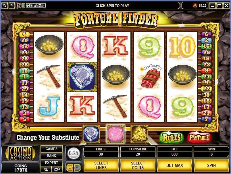Game Review Fortune Finder