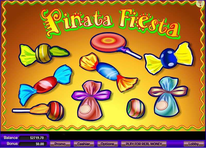 Game Review Pinata Fiesta