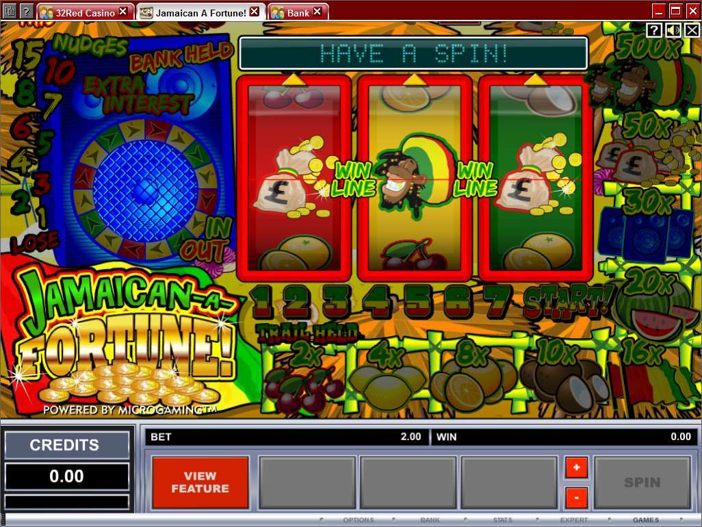 Game Review Jamaican A Fortune!