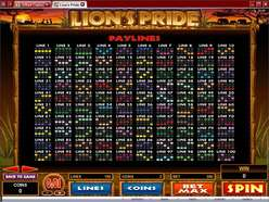 Game Review Lion's Pride