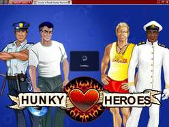 Game Review Sneak a Peek - Hunky Heroes