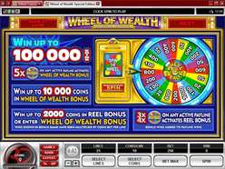 Game Review Wheel of Wealth Special Edition
