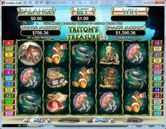 Game Review Triton's Treasure