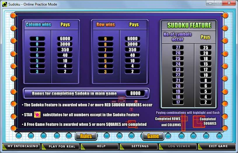 Game Review Sudoku