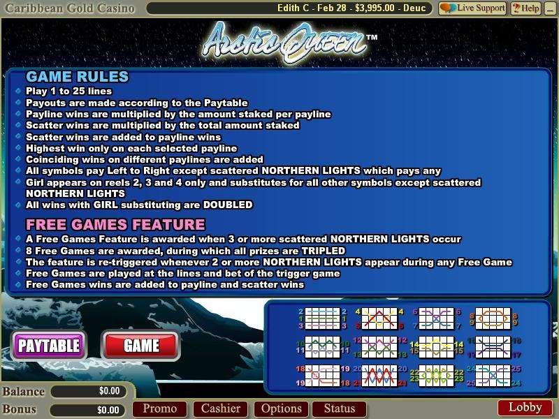 Game Review Arctic Queen