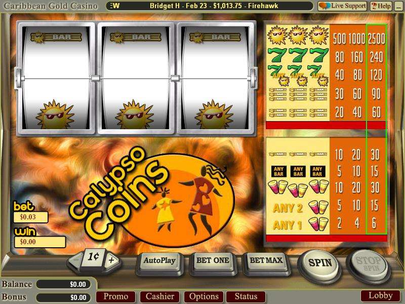 Calypso casino vegas get money casinoplay free