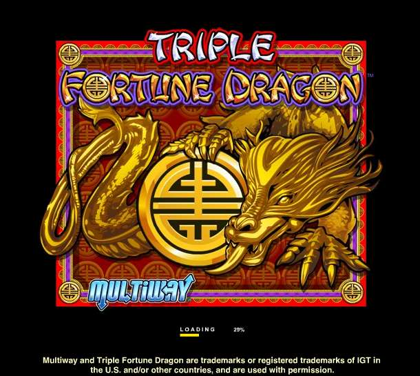 Triple Fortune Dragon Online