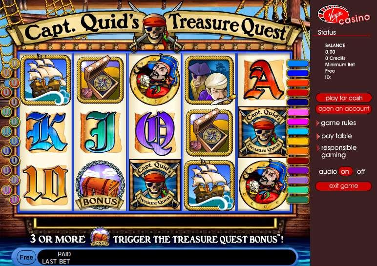 Game Review Capt. Quid's Treasure Quest