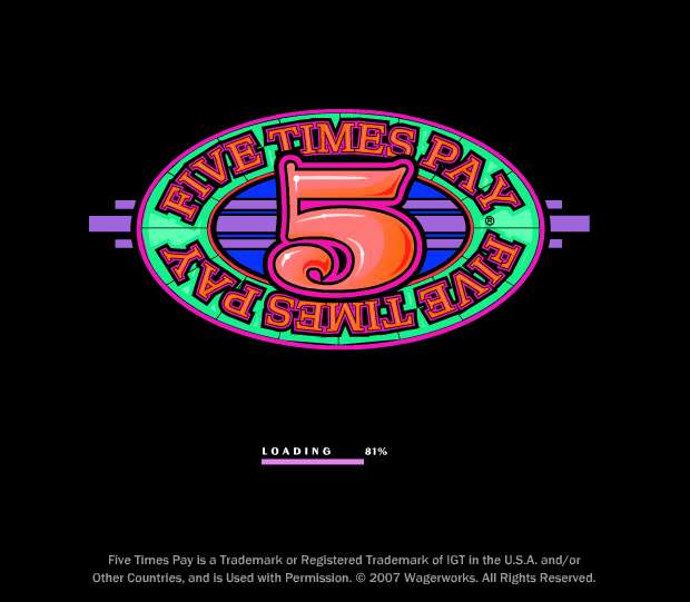 Game Review Five Times Pay