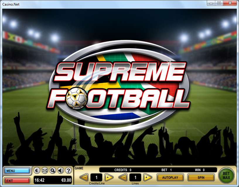 Game Review Supreme Football