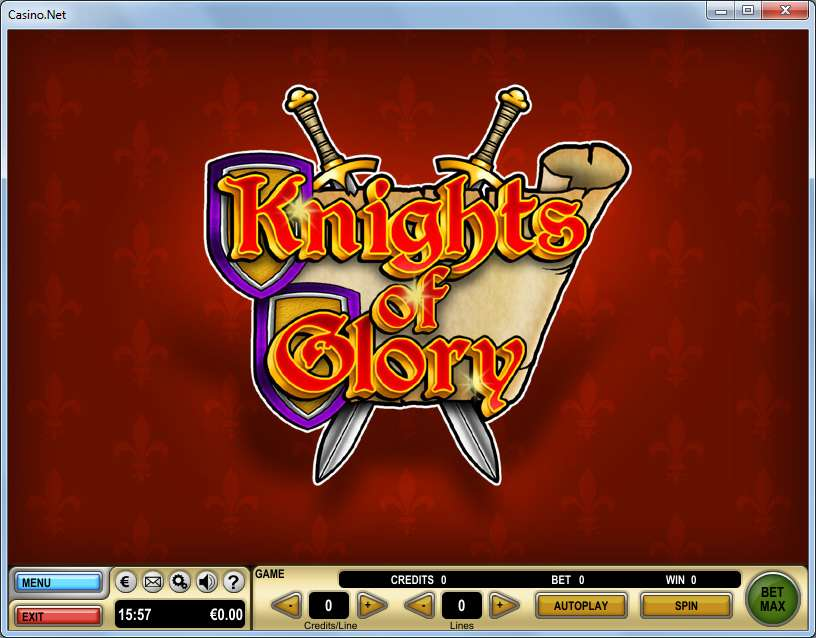 Game Review Knights of Glory