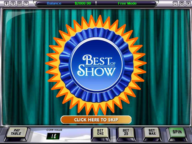 Game Review Best Of Show