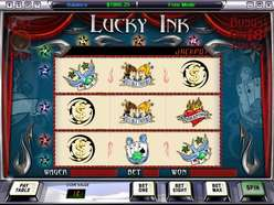 Game Review Lucky Ink