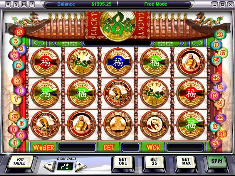 Game Review Lucky 888