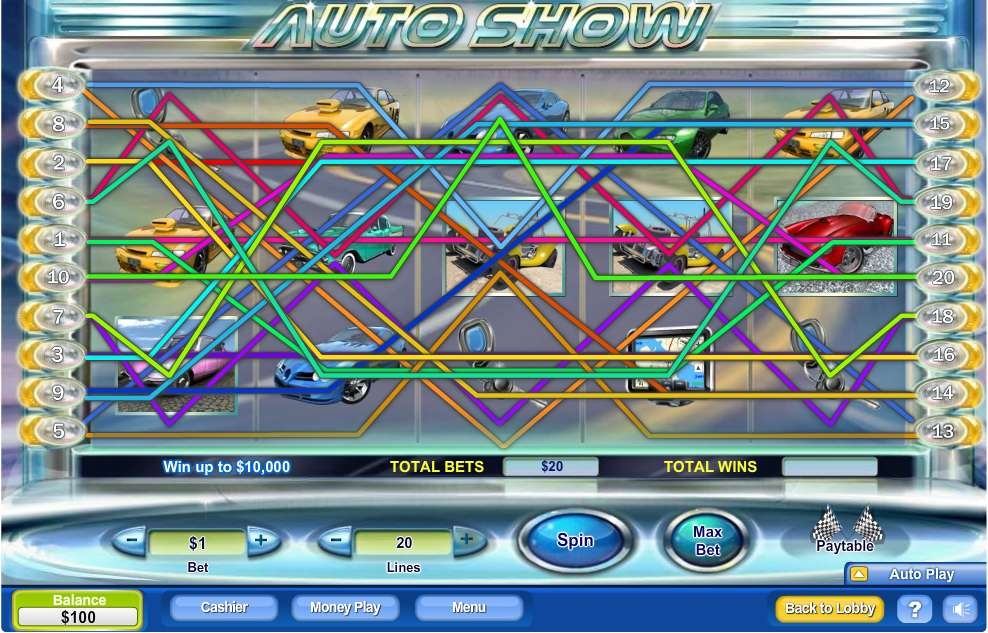 Game Review Auto Show