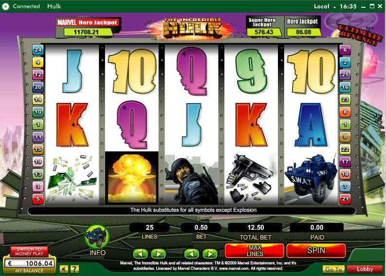 Game Review The Incredible Hulk