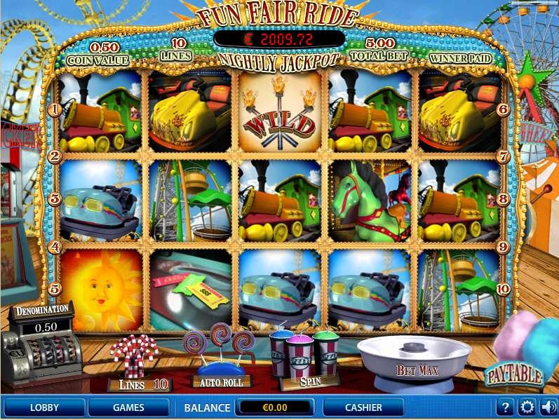 Game Review Fun Fair Ride