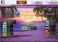 Game Review Caribbean Nights