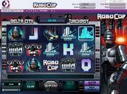 Game Review Robocop