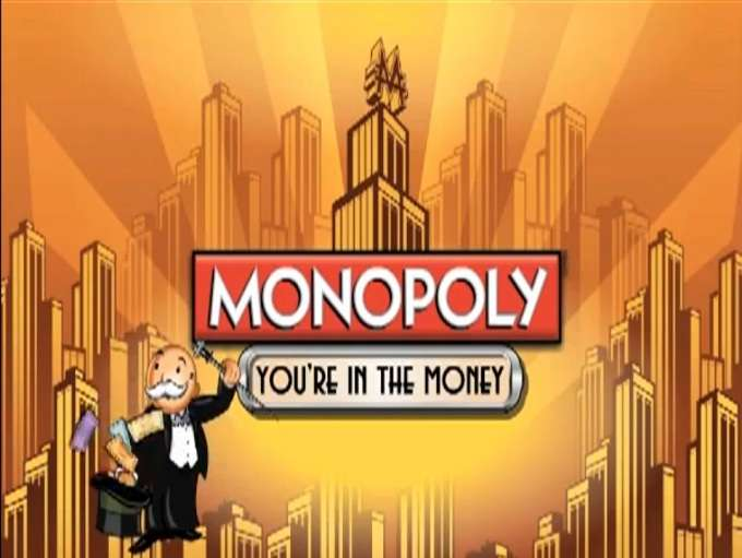 Game Review Monopoly: You're in the Money