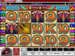 Game Review Isis Multi-Player slot