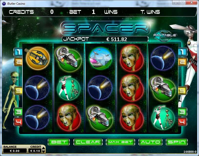Game Review Spacer
