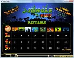 Game Review Jungle Magic
