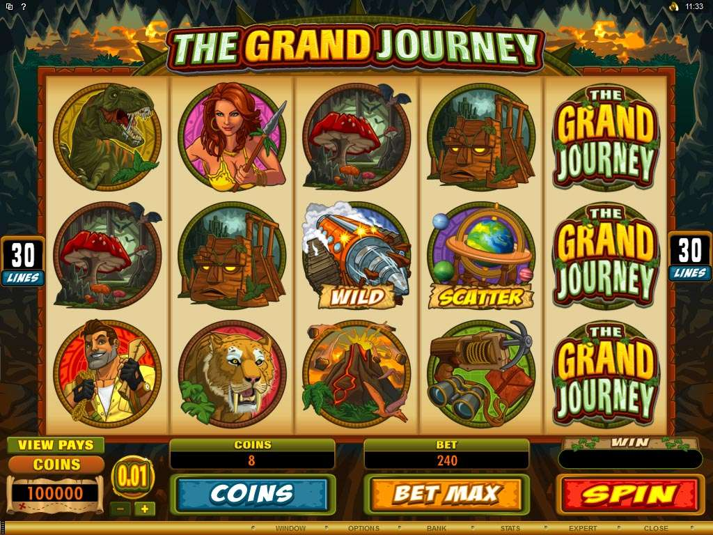 Game Review The Grand Journey
