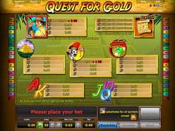Game Review Quest for Gold