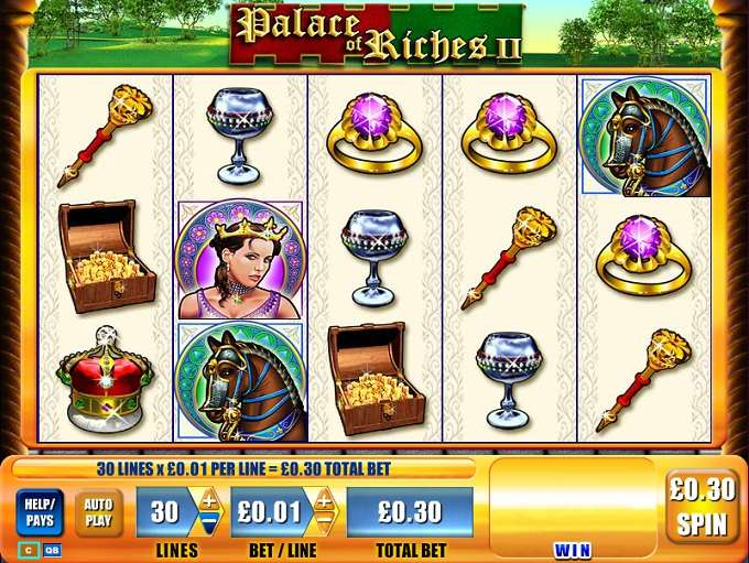 Game Review Palace of Riches II