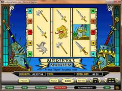 Game Review Medieval Mayhem