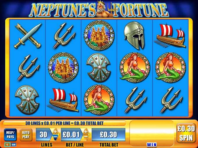 Game Review Neptune's Fortune