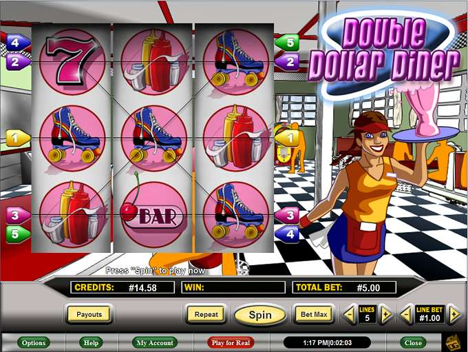 Game Review Double Dollar Diner