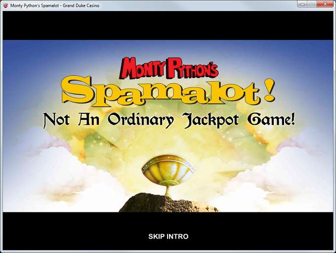 Game Review Spamalot