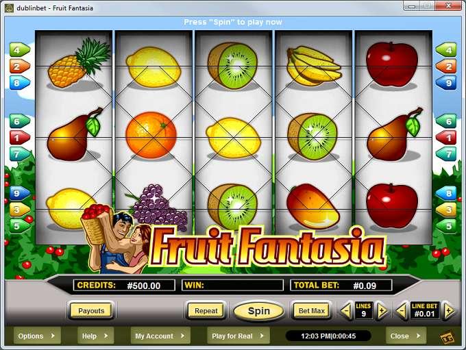 Game Review Fruit Fantasia