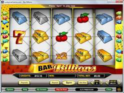 Game Review Bar Billions