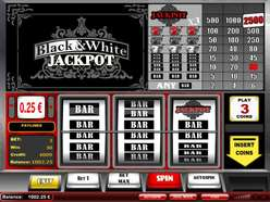 Game Review Black & White Jackpot