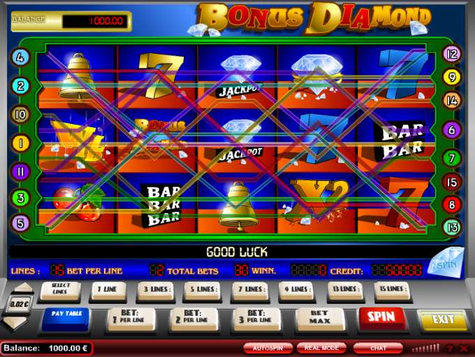 Game Review Bonus Diamond