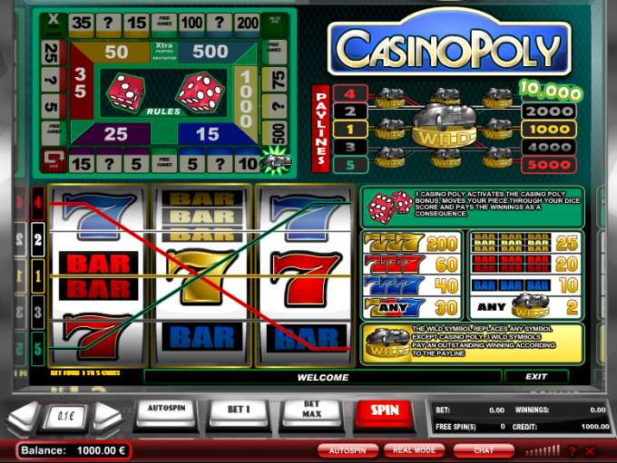 Game Review Casino Poly