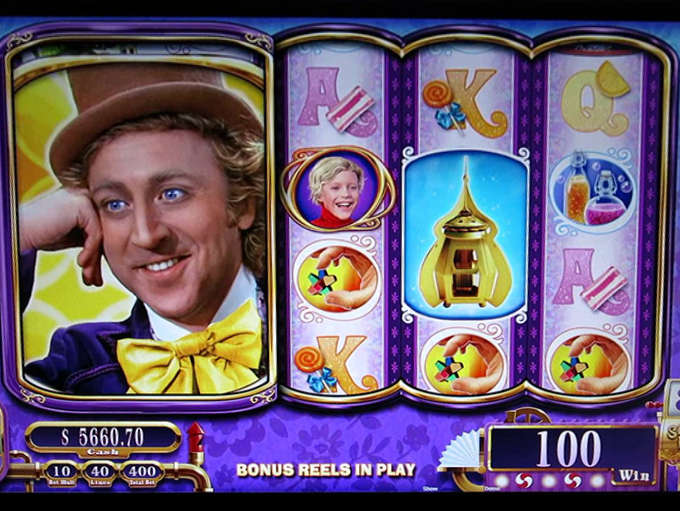 Game Review Willy Wonka and the Chocolate Factory