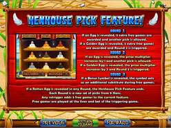 Game Review Henhouse