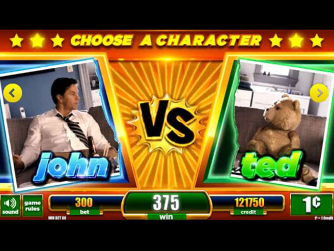Game Review Ted