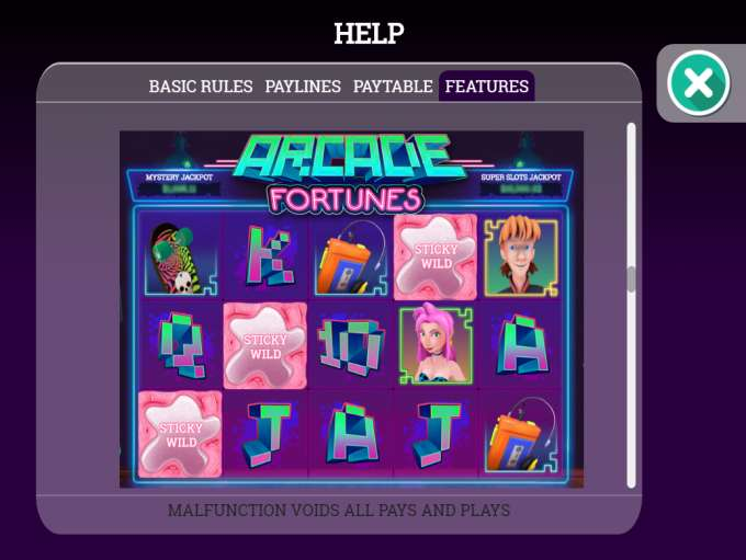 Game Review Arcade Fortunes