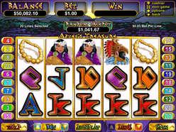 Game Review Aztec's Treasure
