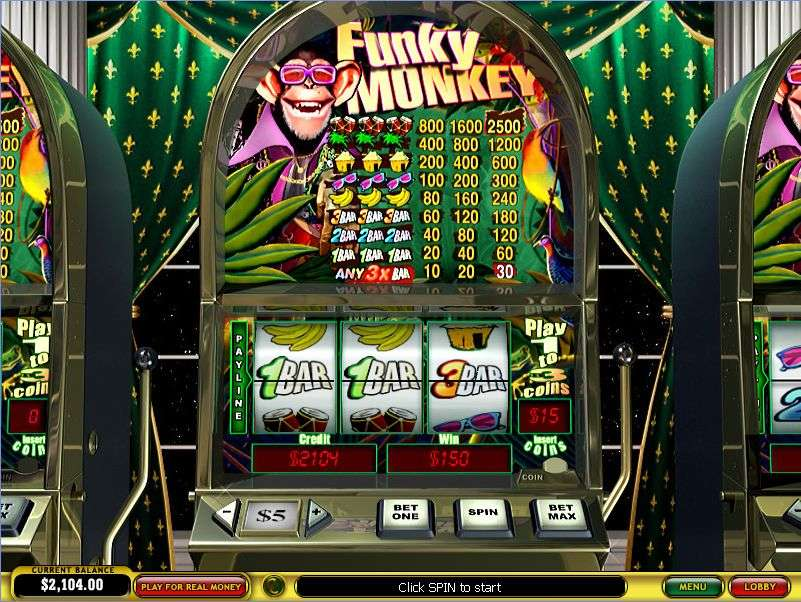 Game Review Funky Monkey Slot
