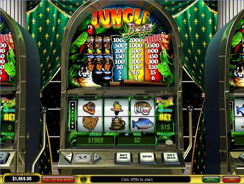 Game Review Jungle Boogie Slot