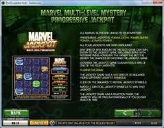 Game Review The Incredible Hulk Slot